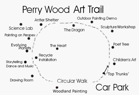 Perry Wood Art Trail