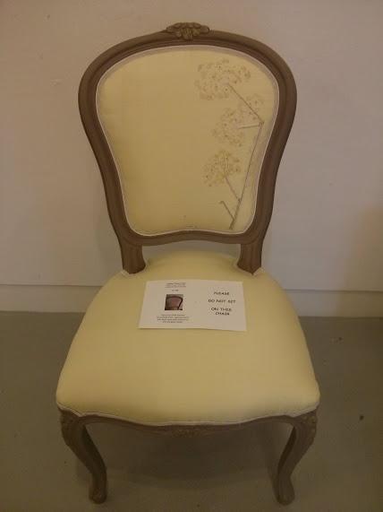 Linda's Chair